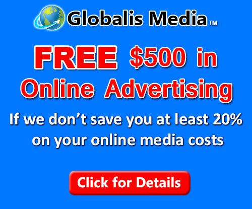 free $500 in online ad